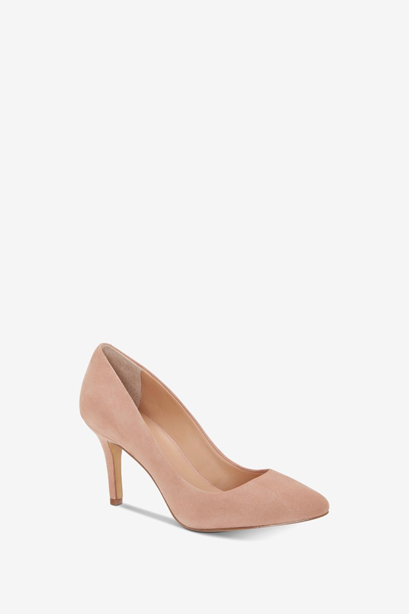 Women's Zitah Leather Pointed Toe, Blush