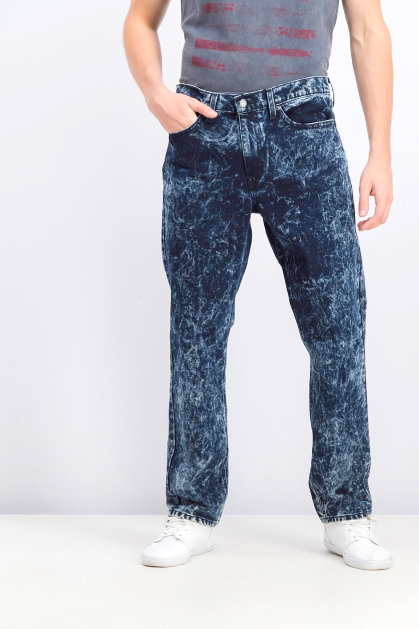 Men's 541 Athletic Fit Jeans, Bluberry Crush