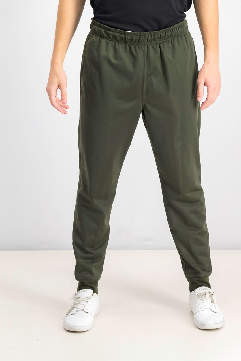 Men's Pull On Track Pants, Ivy Green