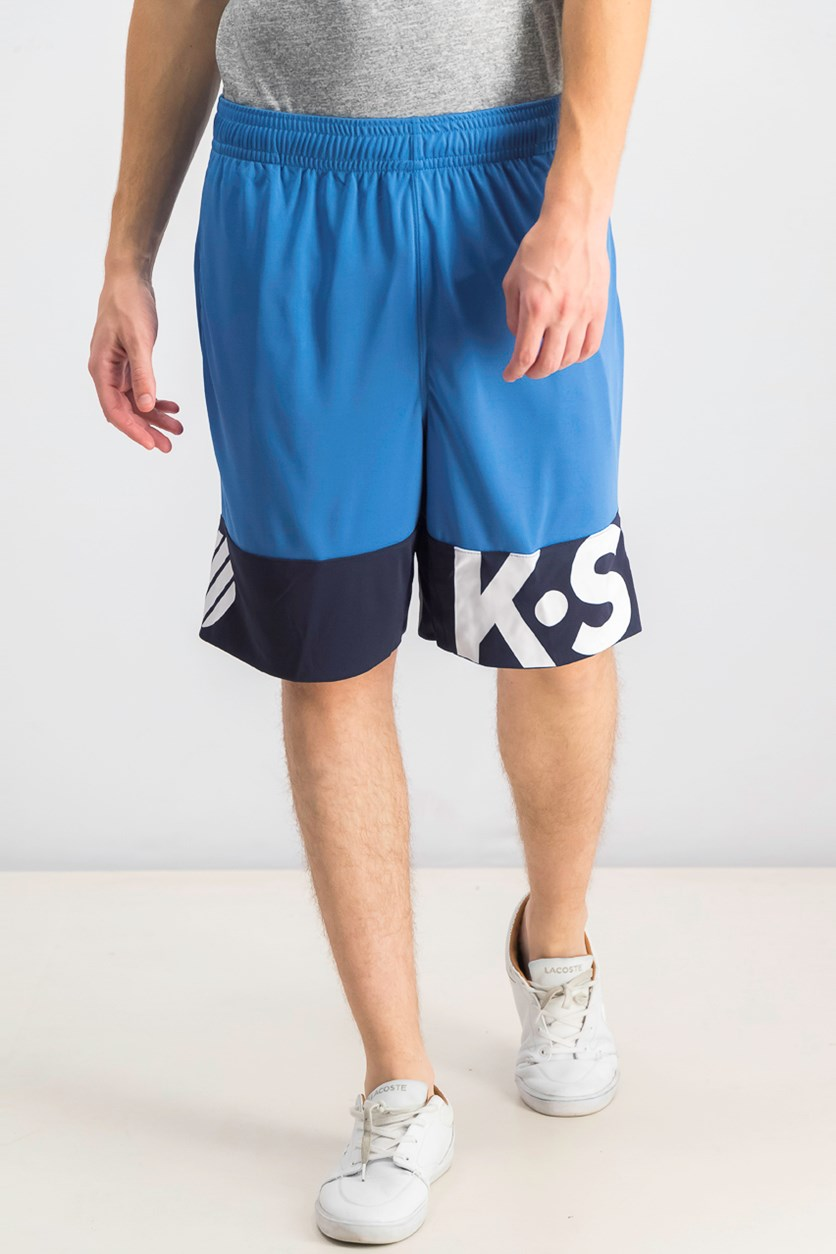 Men's Pull On Out Of Line Short, Federal Blue