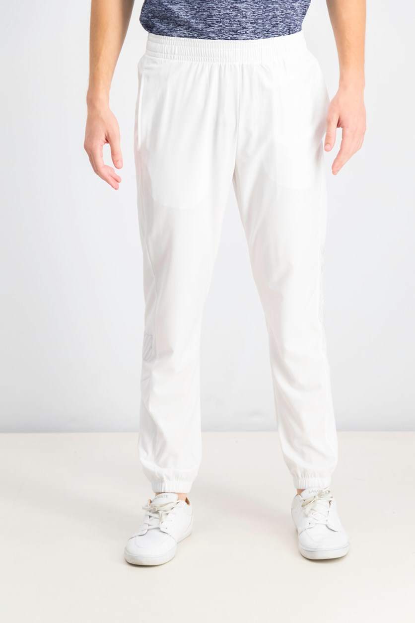 Men's Pull On Pants, Stark White