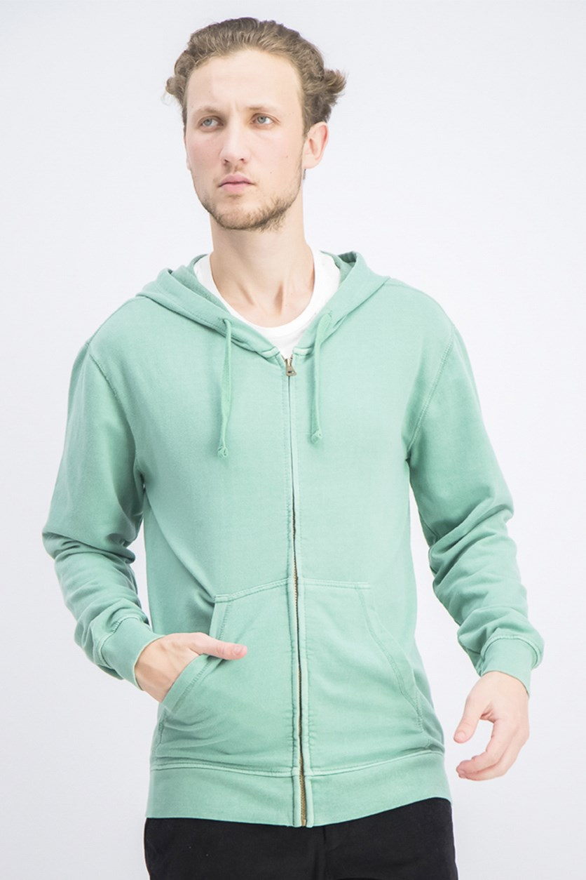 Men's Hoodie Sweaters, Sea Green