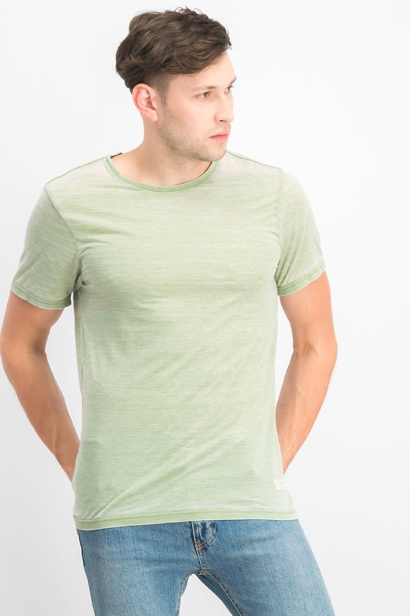 Men's Kasun Stripe T-shirt, Tendril Green