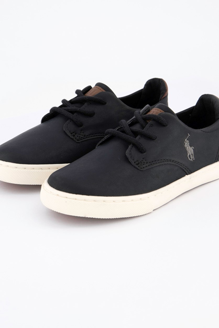 Boy's Thurston Shoes, Black