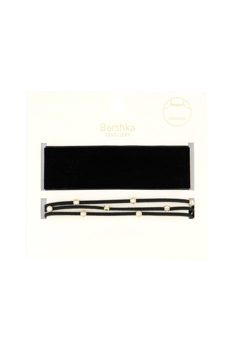 Women's Choker, Black