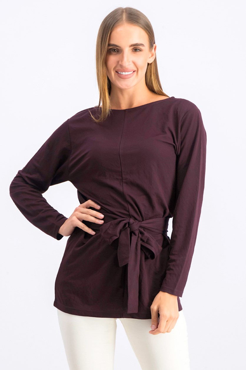 Women's The Timeless Tunic, Merlot