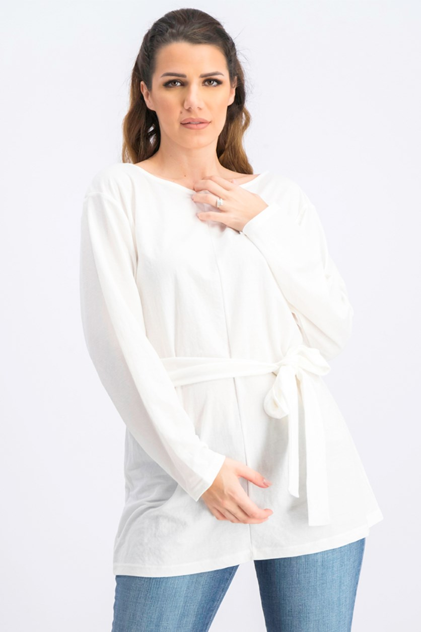 Women's The Timeless Tunic Top, Vanilla