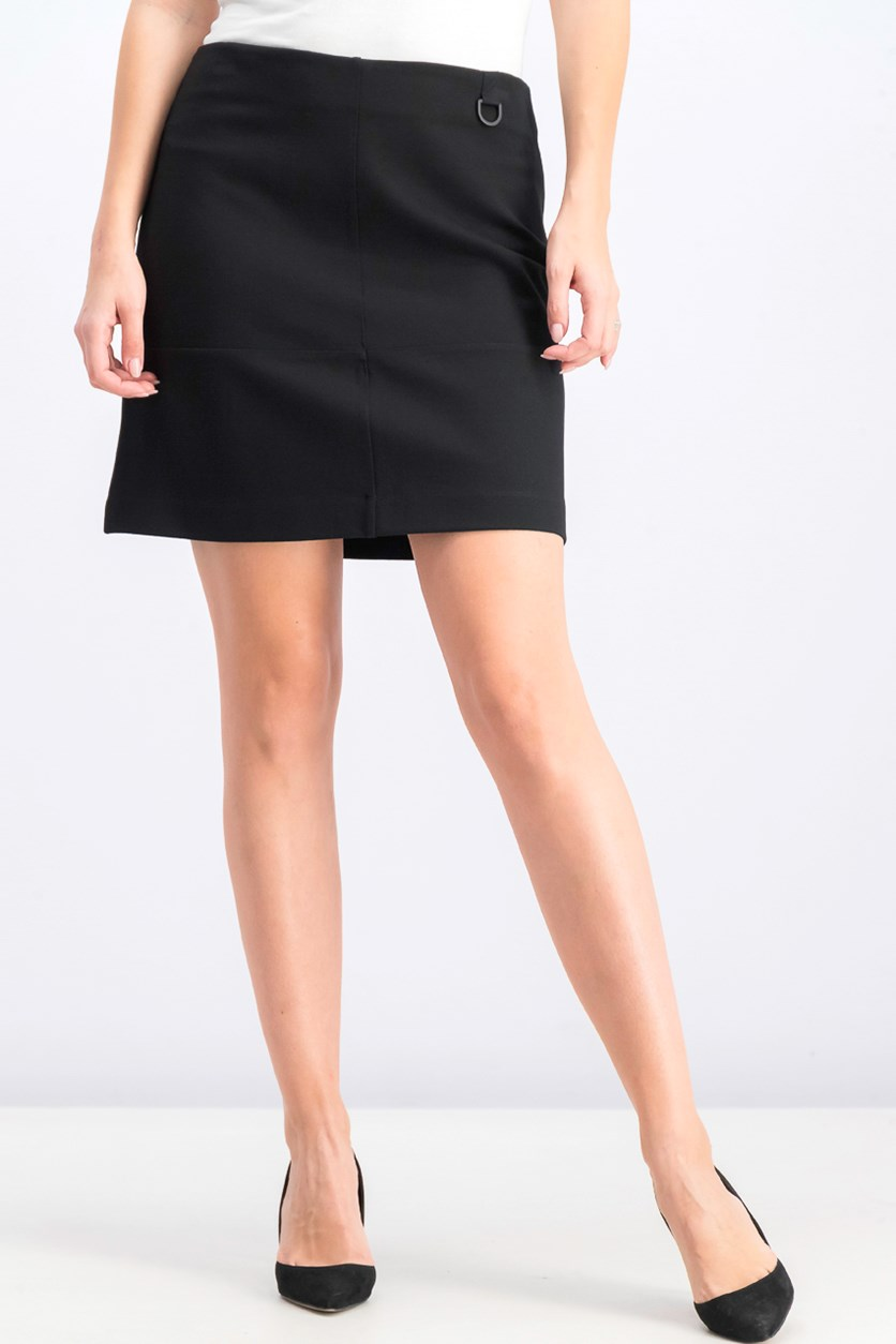 Women's Flex City Mini Skirt, Black