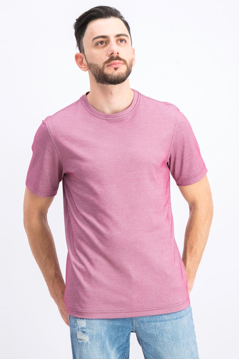 Men's Supima Blend Short-Sleeve T-Shirt, Cherry Pie Opd