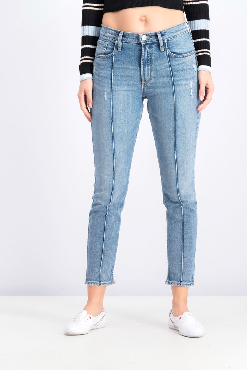Women's Frisco  Skinny Jeans, Wash Blue