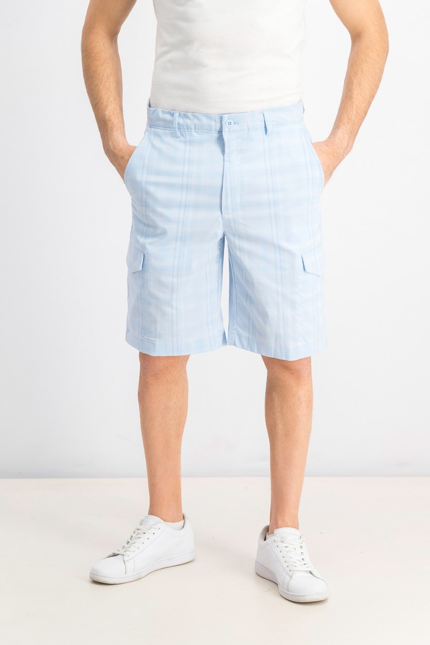 Men's Fairway Cargo Shorts, Pale Spring
