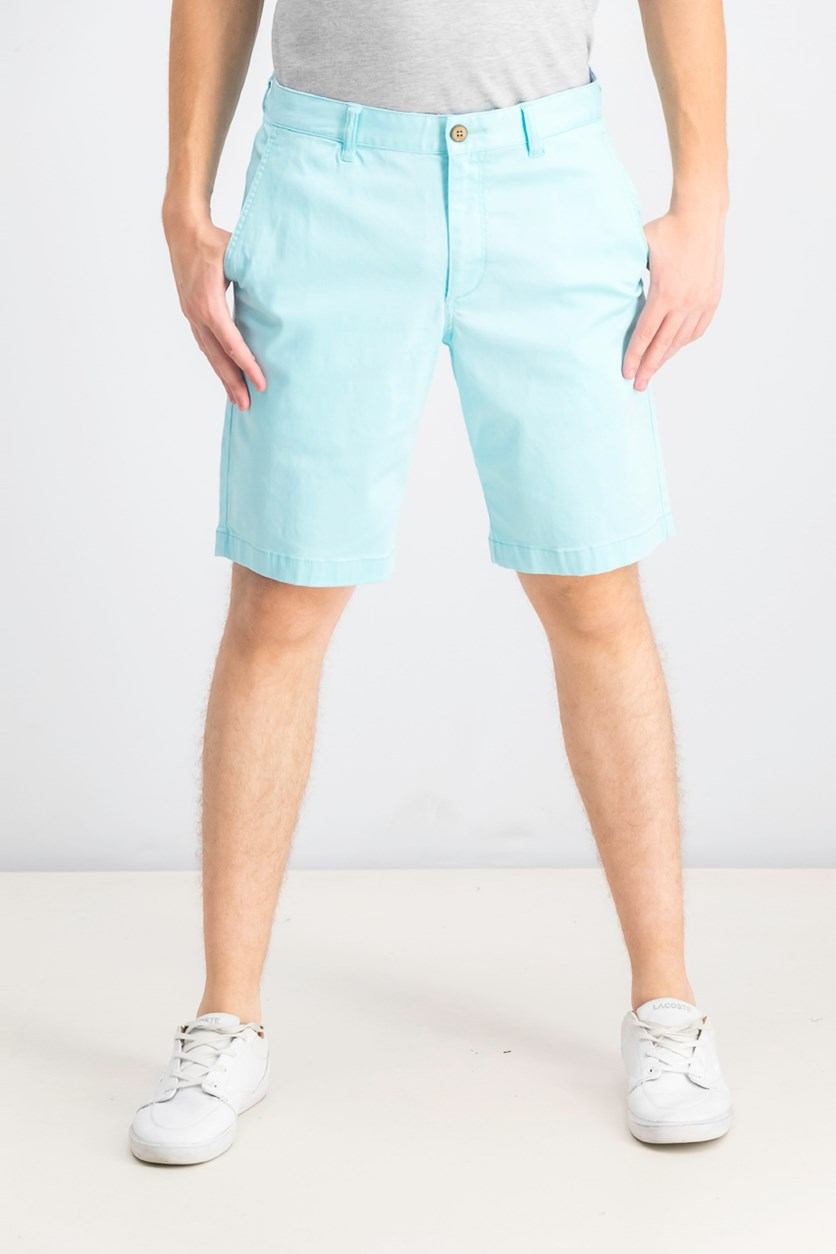 Mens Boracay Stretch Shorts, Port Side Blue