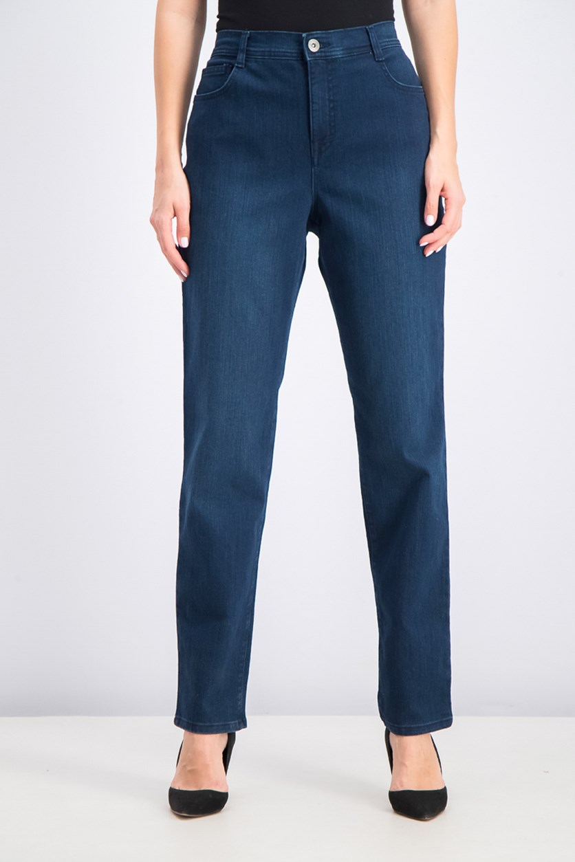 Women's Tummy-Control Slim-Leg Jeans, Preston