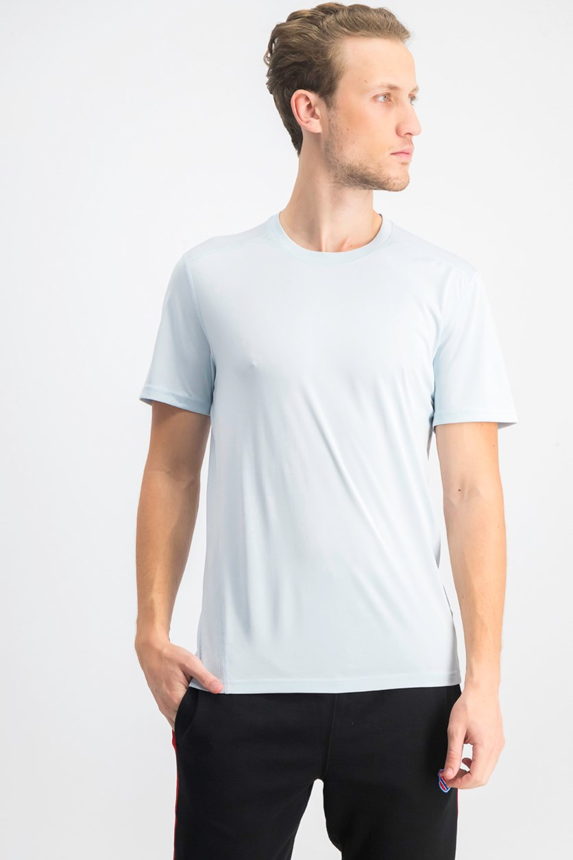 Men's Core Mesh-Back T-Shirt, Cool Dusk