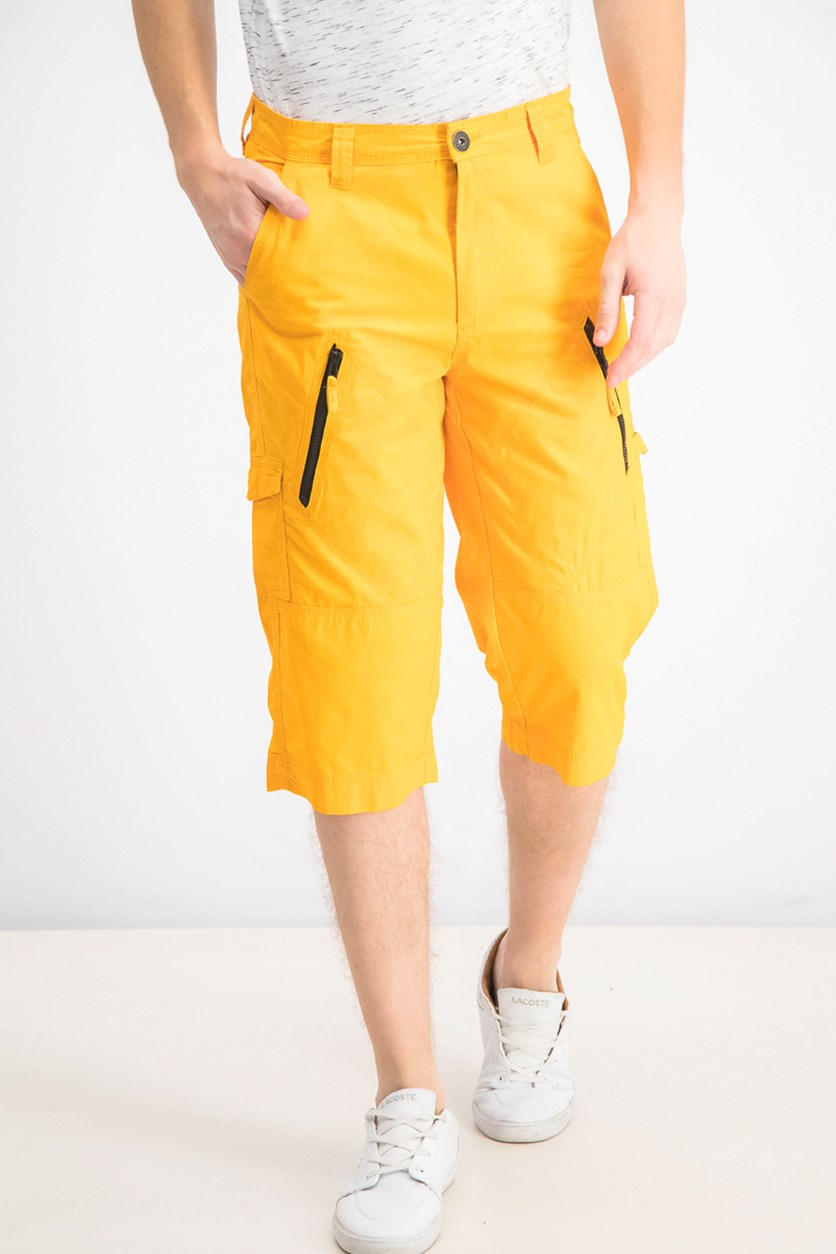 Men's Michael Messenger Shorts, Sparkling Sun