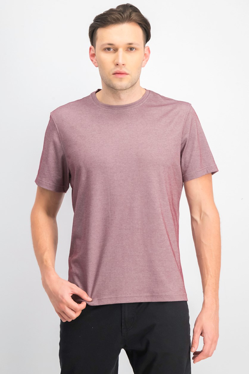 Men's Supima Blend Crewneck T-Shirt, Port Combo