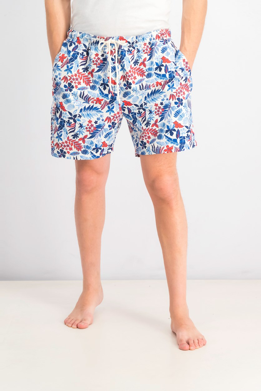 Men's Naples Botticelli Floral-Print 6