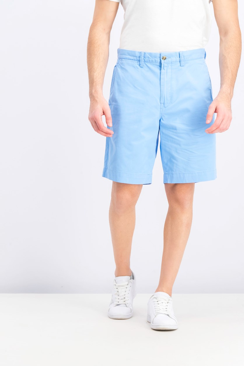 Men's Plain Short, Blue