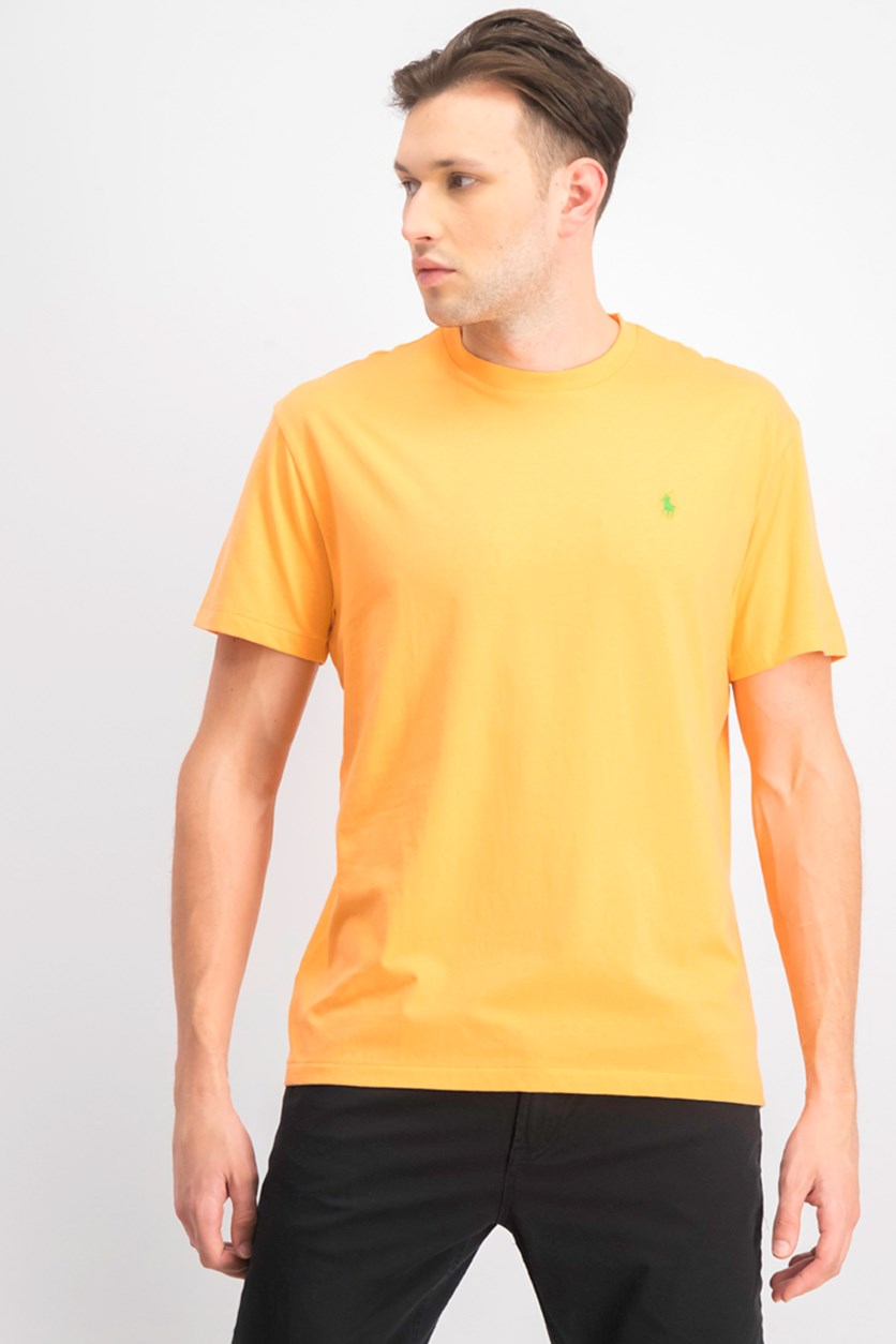 Men's Classic Fit T-Shirt, Orange