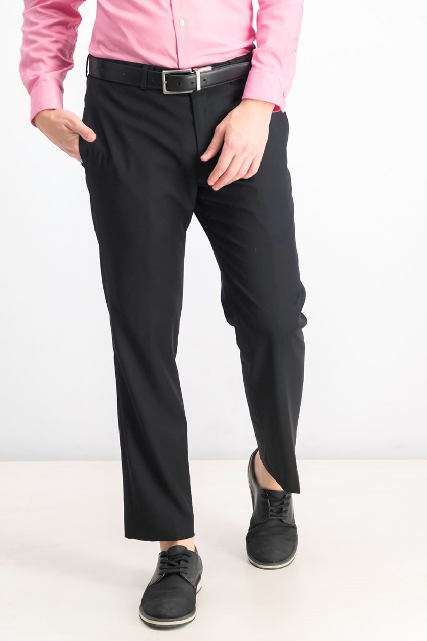 Men's Suit Pants, Black