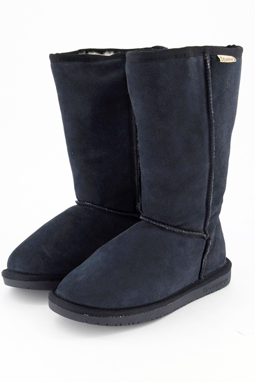 Women's Emma Tall Boots, Navy