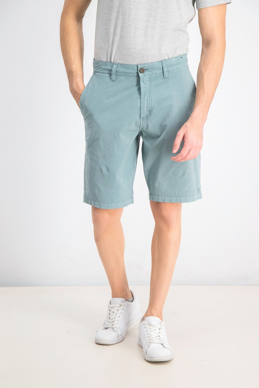 Men's Coast Hybrid Shorts, Green Sea