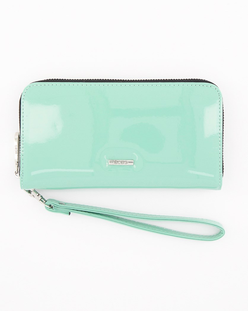 Women's Allison Wallet, Teal