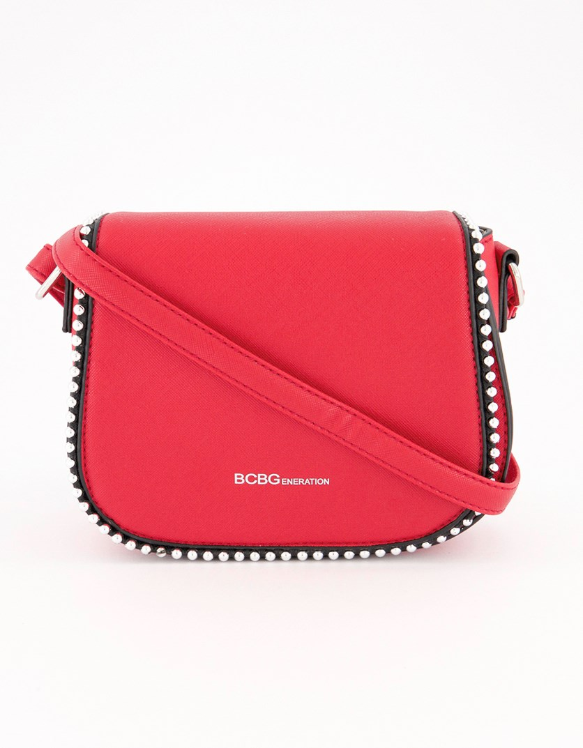 Women's Leah Cross Bag, Red