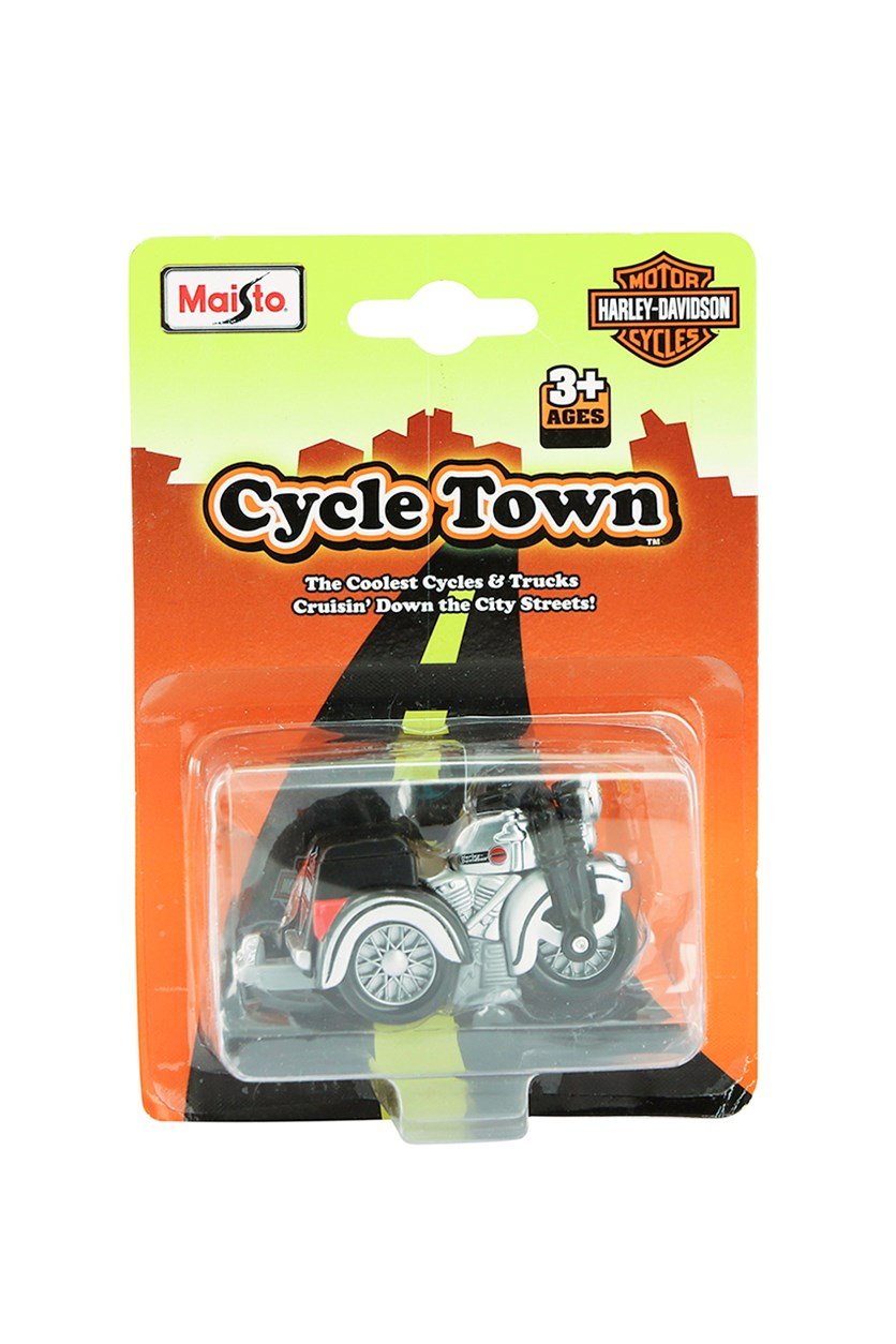 Cycle Town Harley Davidson Road Trip, Black Combo