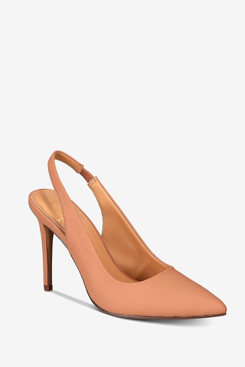 Womens Darcie Pumps, Tan