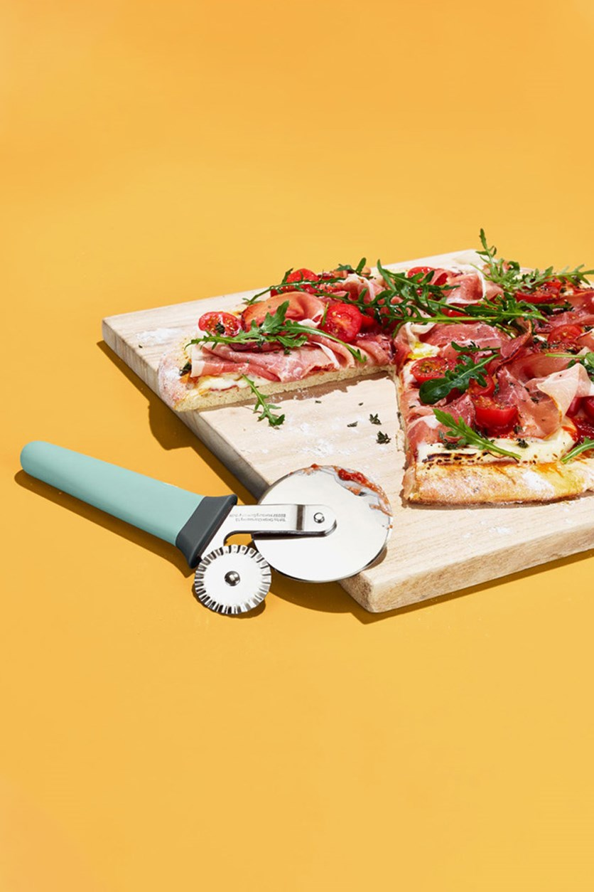 2in1 Pizza And Pasta Cutter, Mint