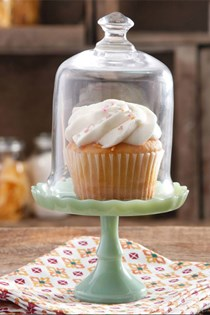 The Pioneer Woman Timeless Beauty Mini Cupcake Stand, Green