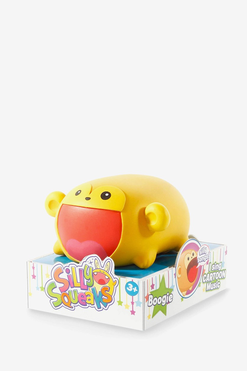 Silly Makes Noise Musical Pets Boogie, Yellow