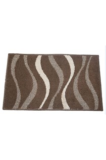 Printed Accent Rug, Brown