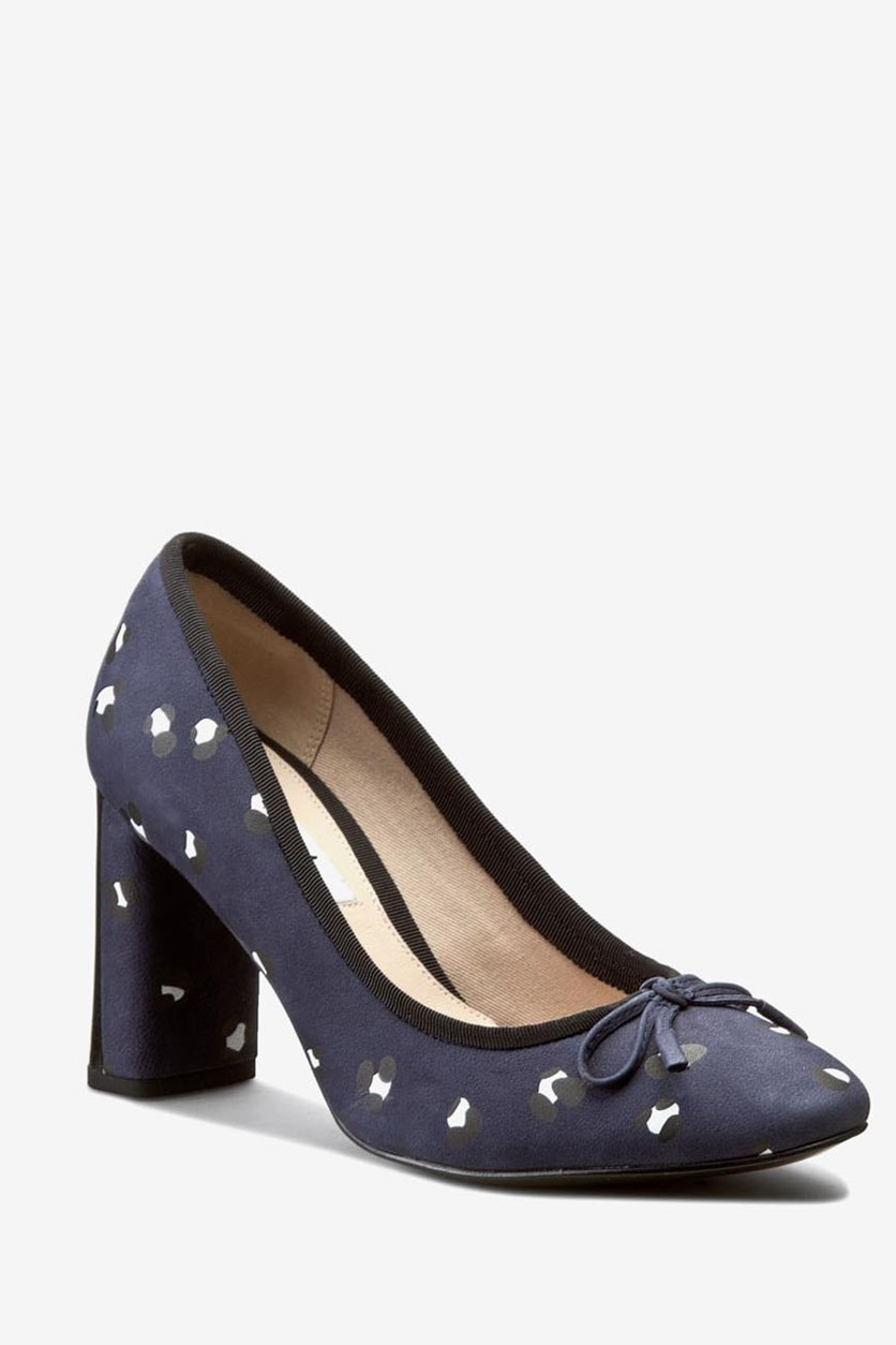 Women's Idamarie Faye Pumps, Navy