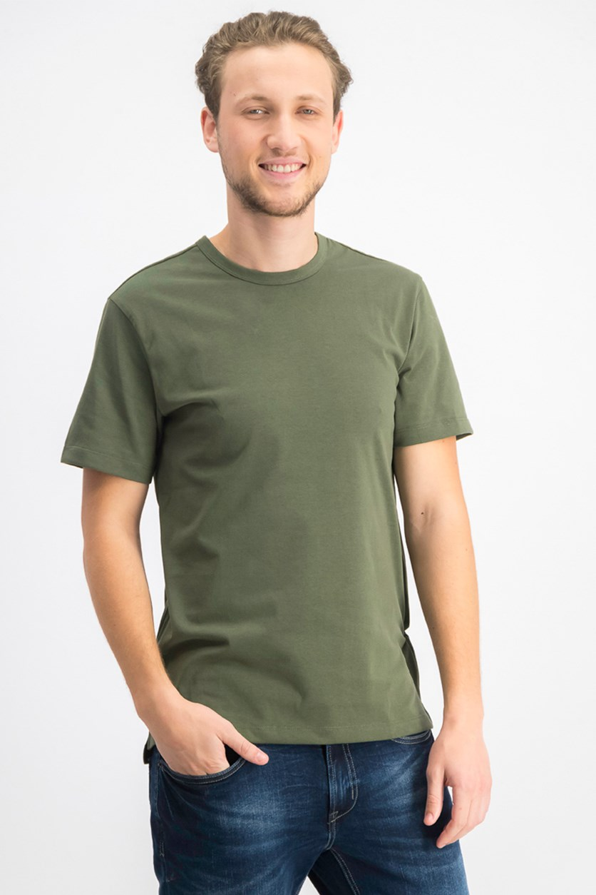 Men's Short Sleeve T-shirt, Green