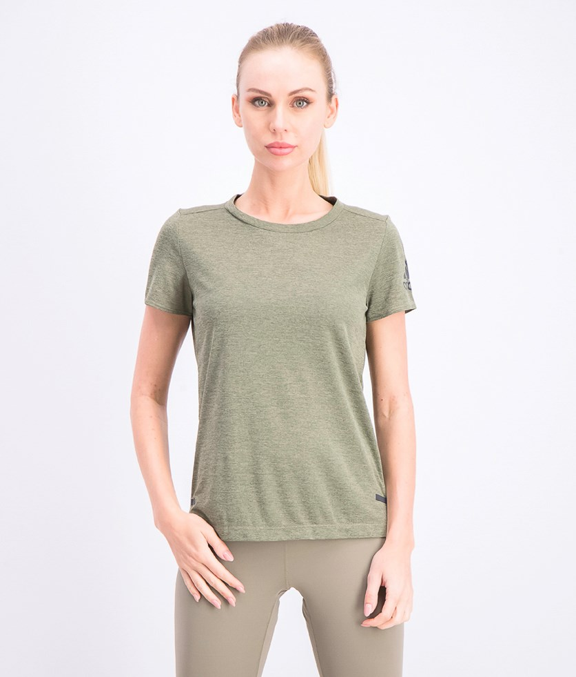 Women's Short Sleeve T-Shirt, Olive