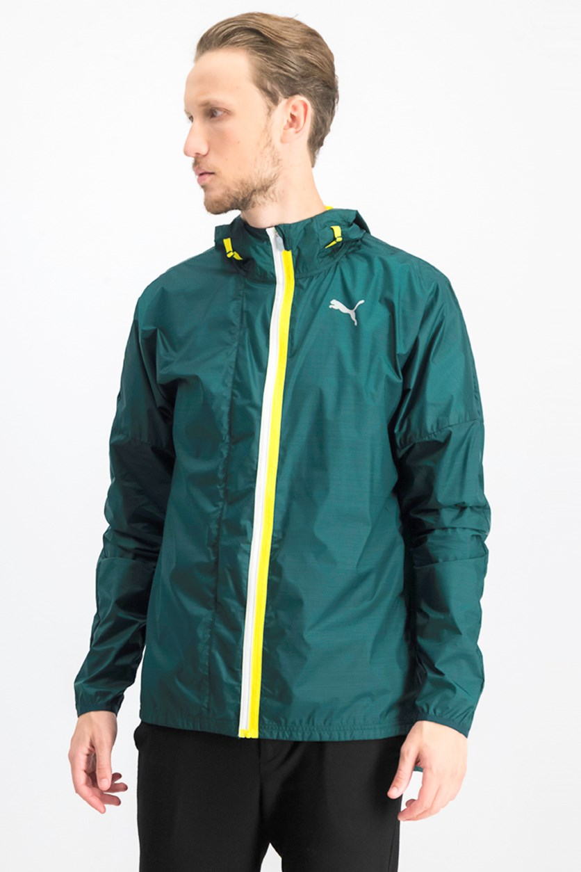 Men's Lastlap Jacket, Pondera/Green