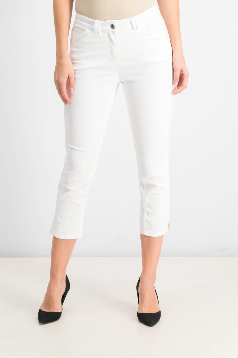 Women's Melting Pot Pants, White