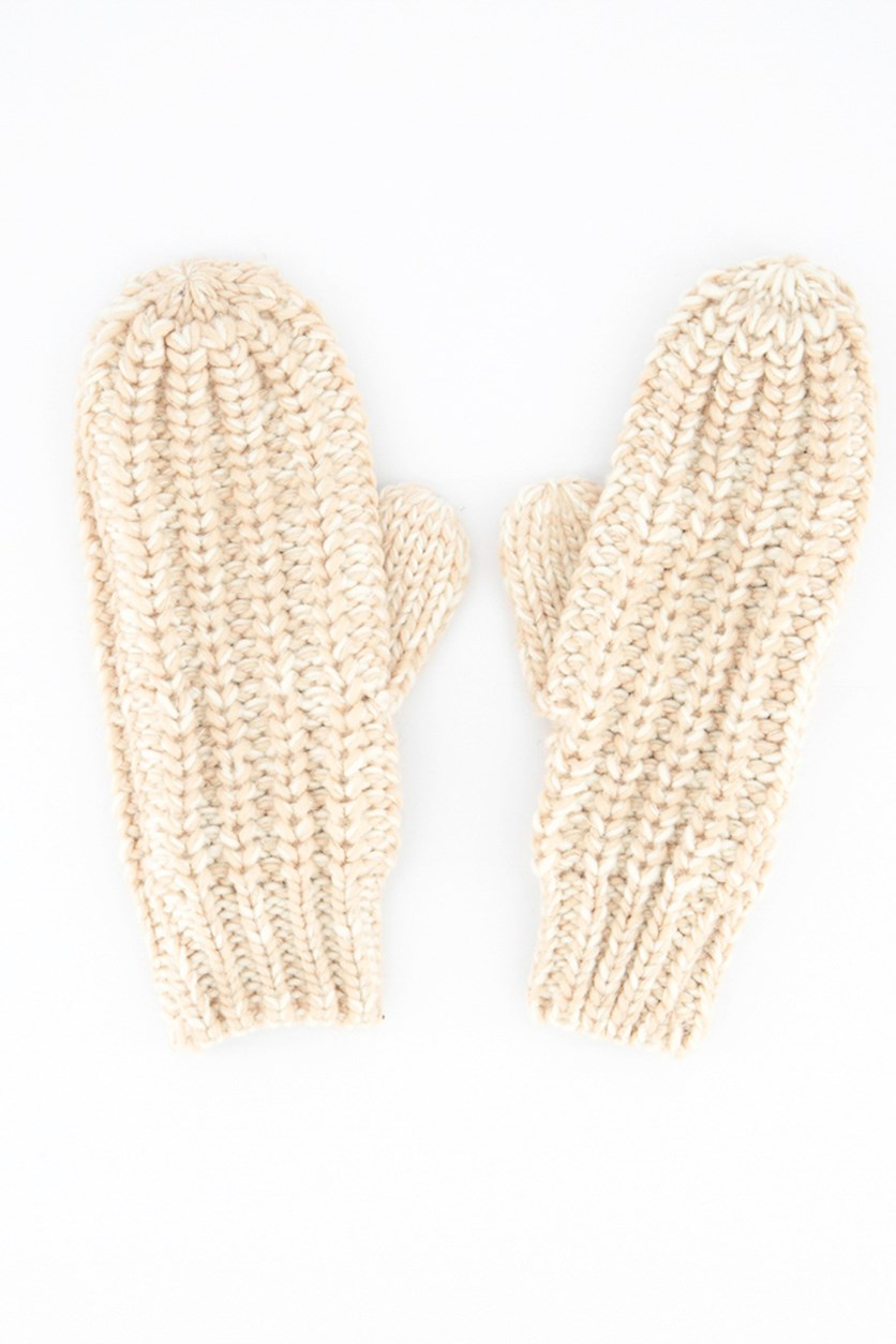 Ladies Cactus-Like Gloves, Peach