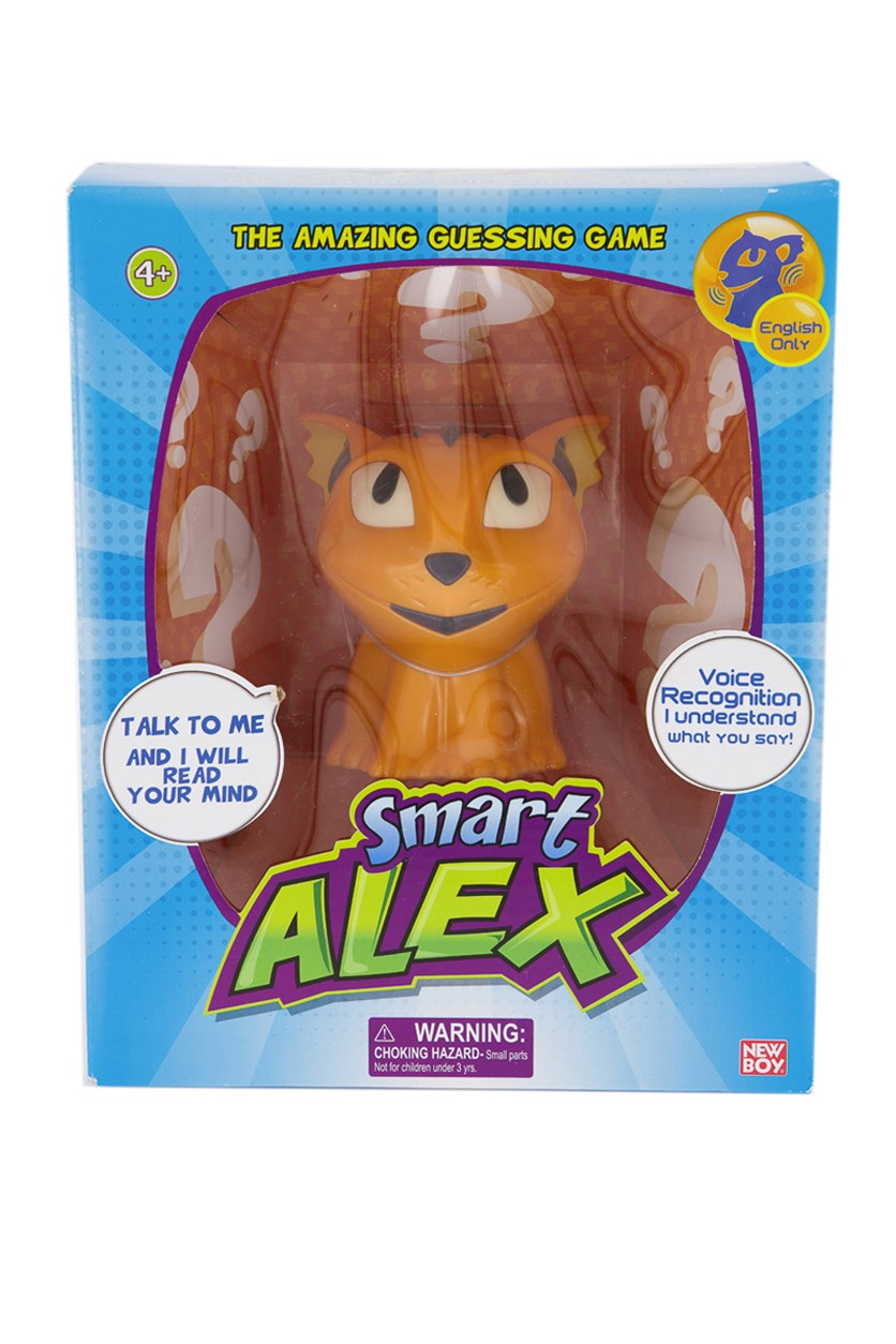 Smart Alex The Amazing Guessing Game, Orange