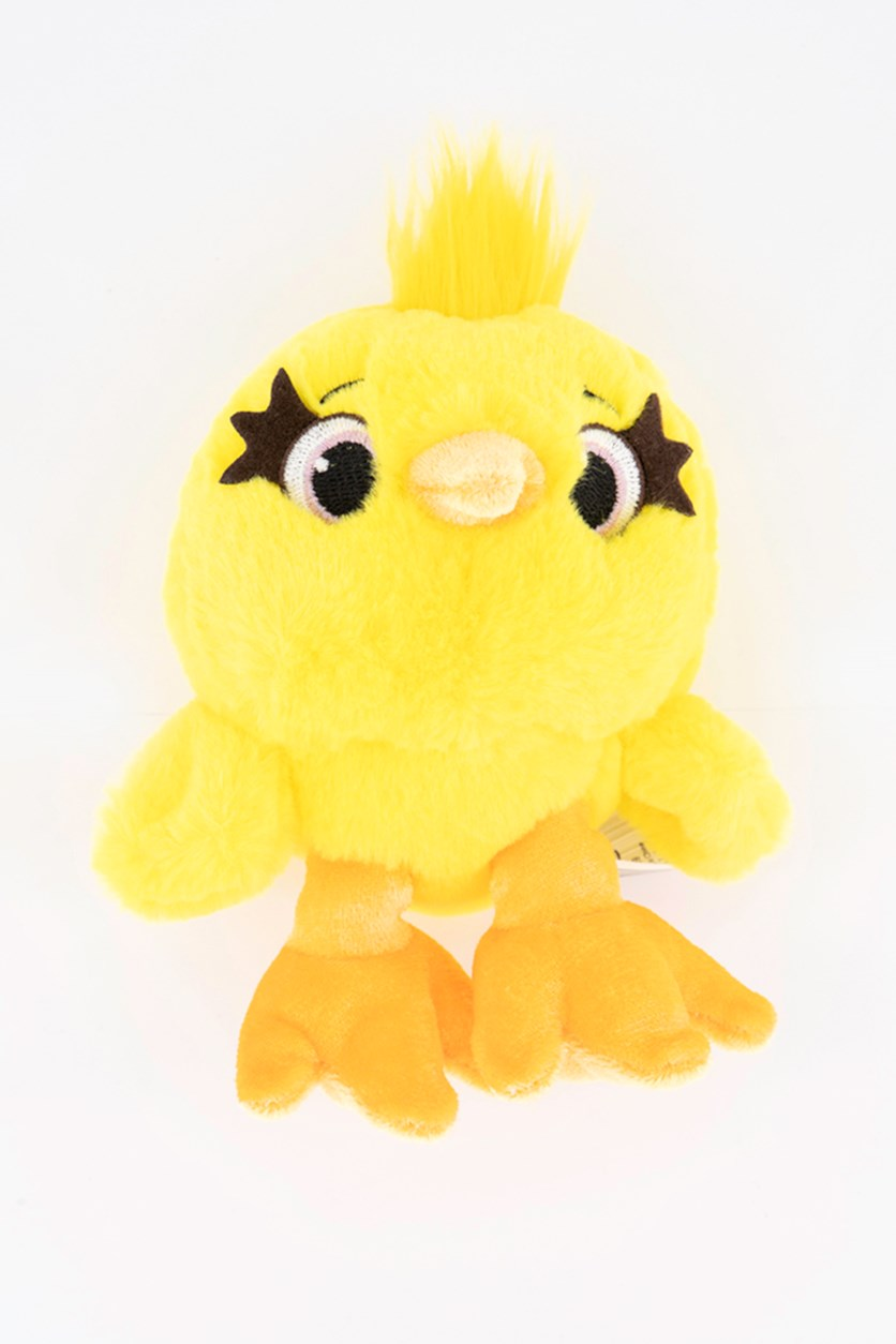 Ducky Plush Toy, Yellow/Orange