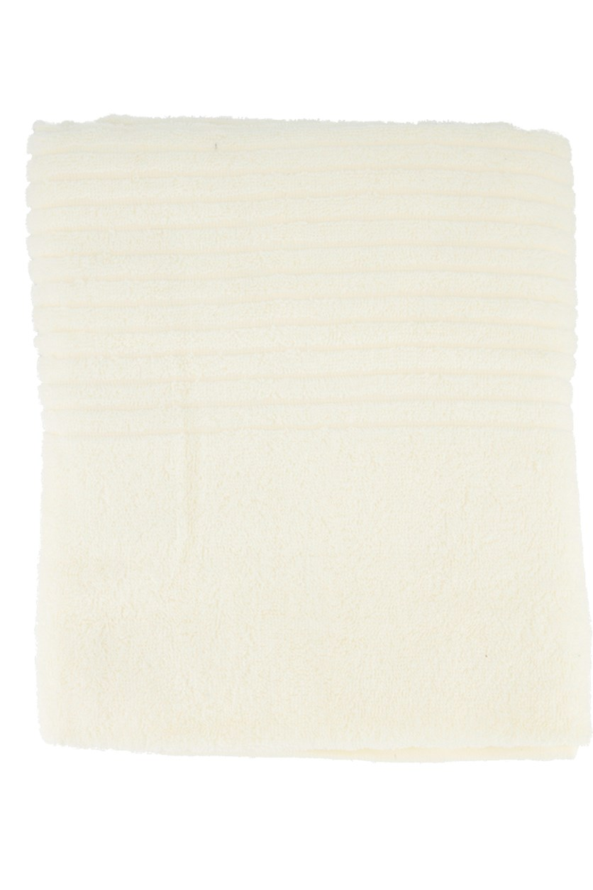 Bath Towel, Merondi White