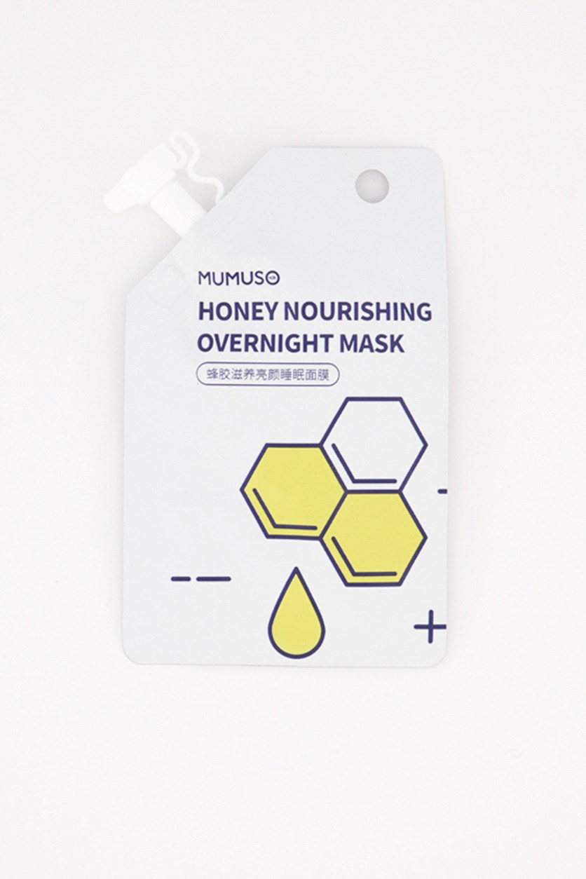 Honey Nourishing Overnight Mask