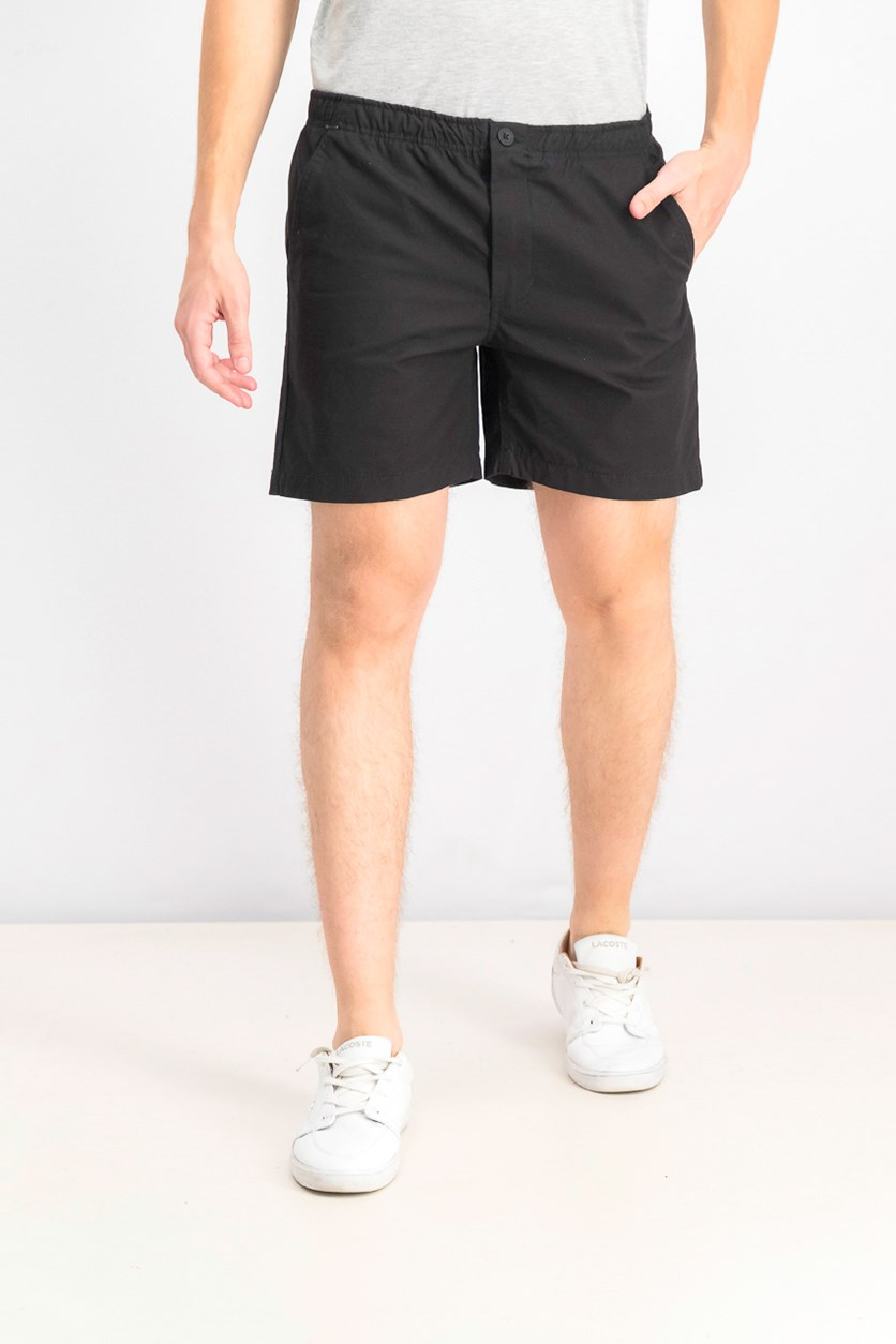 Men's Hawaiian Short, Black