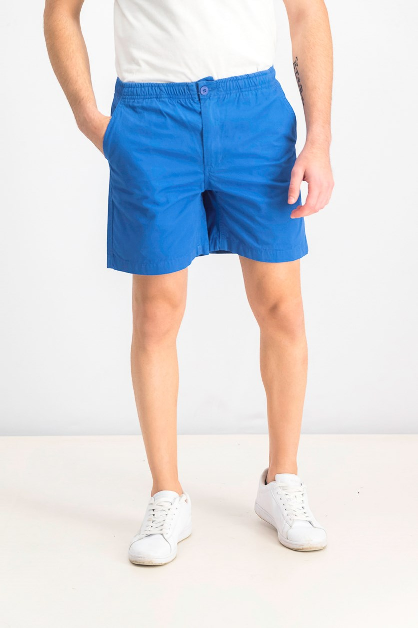 Men's Hawaiian Shorts, Blue