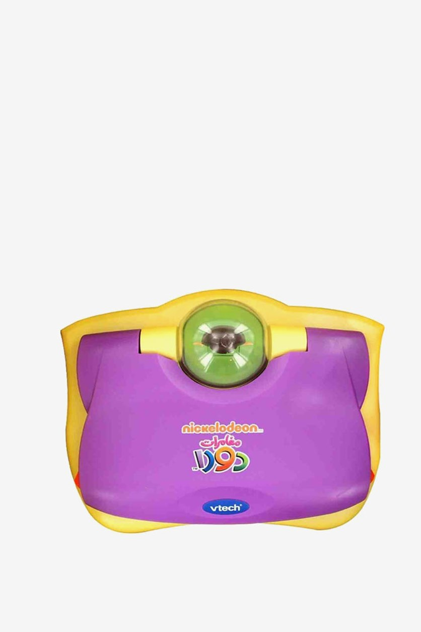 Dora Laptop Arabic, Purple/Yellow