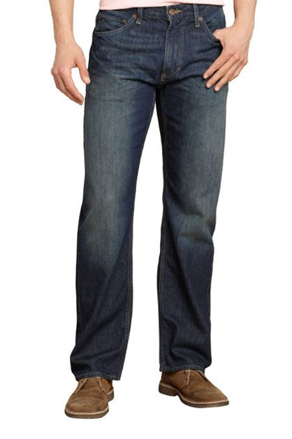Men's Campus Freedom Relaxed Jeans, Navy