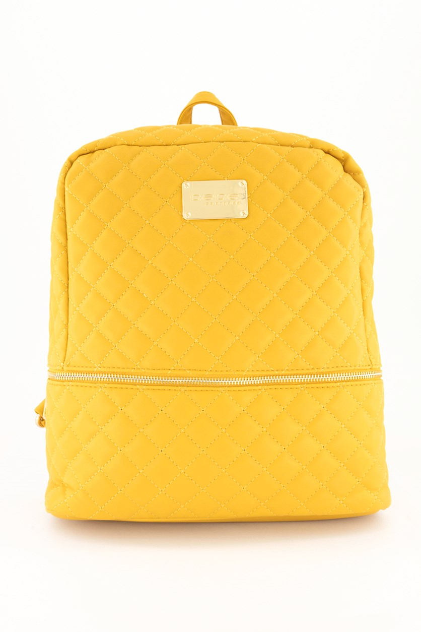 Women's Danielle Backpack, Mustard