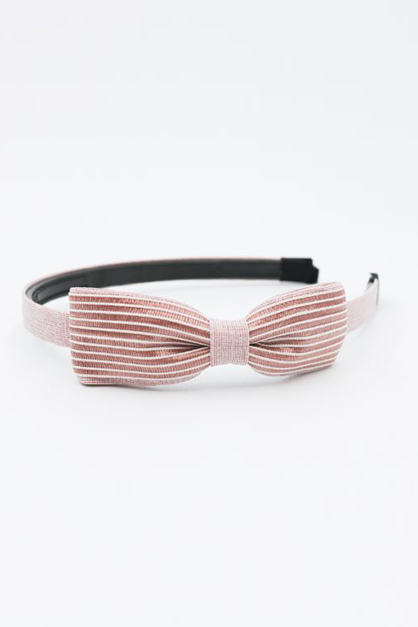 Girl's Classic Hair Band, Pink